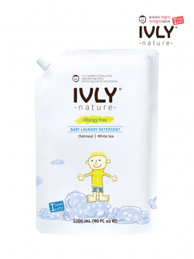 IVLY Baby Detergent (Oatmeal, White tea)