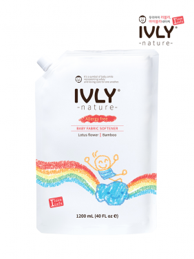 IVLY Baby Fabric Softener (Lotus Flower, Bamboo)