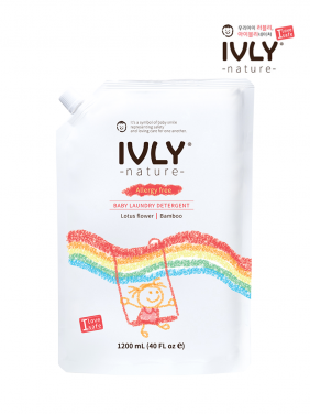 IVLY Baby Detergent (Lotus Flower, Bamboo)