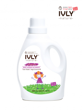 IVLY Baby Detergent (Tiare Flower, Coconut oil)